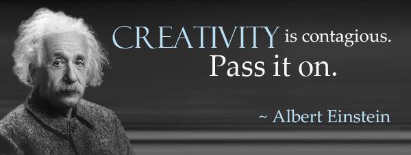 Einstein Creativity And Intelligence Quotes. QuotesGram